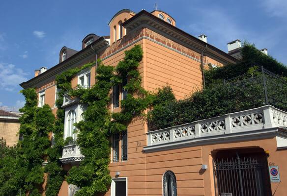Torino - Via Cosseria 8