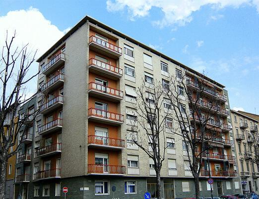 Torino - Via Cavalli 36/38 - Via Casalis 75