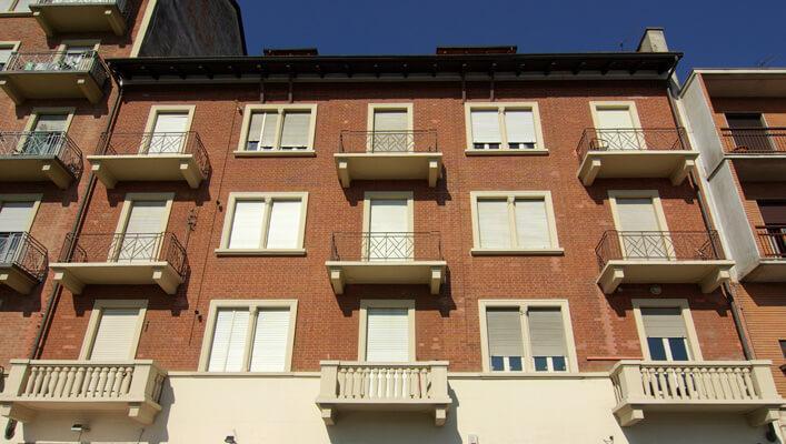 Torino - Via Giordano Bruno