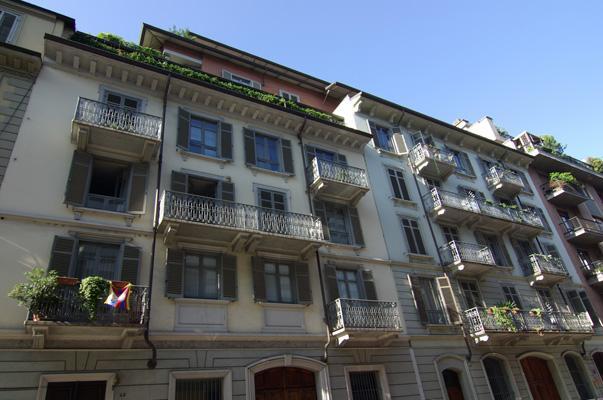Torino - Via giuseppe Baretti